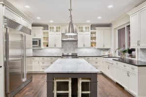 stagedluxurykitchen 300x200 Selling a Luxury Home? Think Beyond the Kitchen