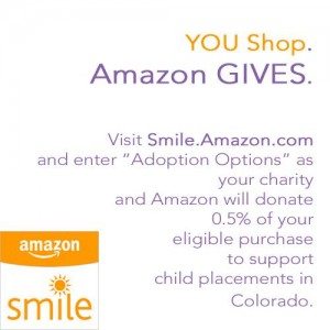 Use Amazon Smile To Donate To Adoption Options
