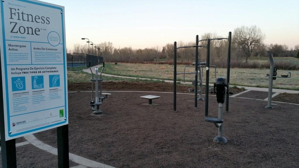 Bible Park Fitness Zone
