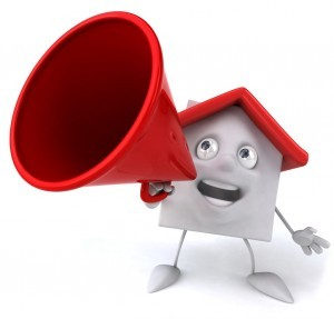 house megaphone 300x287 How to Take Advantage of the Strong Seller's Market