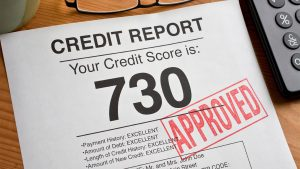 credit score 730 approved 300x169 Credit Score and Home Buying