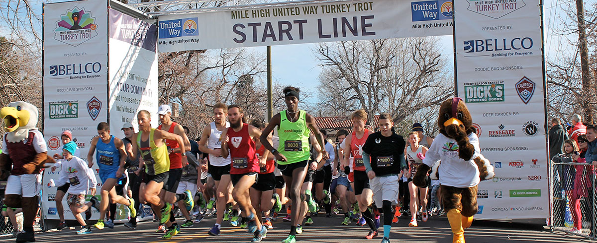Mile High United Way Turkey Trot