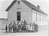 Franktown School 1921 Franktown CO History