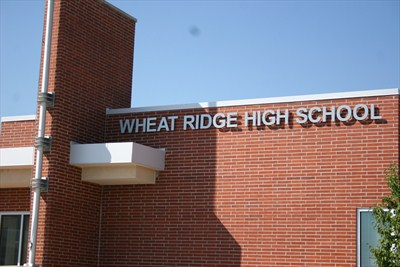 wheat Ridge hs photo 2 Wheat Ridge Colorado Schools