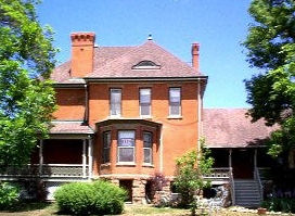 molly brown house11 Lakewood Colorado History