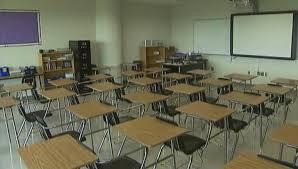 School desks Parker Colorado Schools