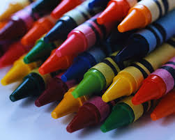 Crayons Parker Colorado Schools