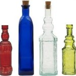 decorative bottles 150x150 Herbal Vinegars and Oils