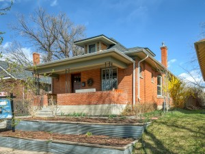 1768 S Ogden St Denver CO MLS Size 002 2 Exterior Front 2048x1536 72dpi 300x225 Platt Park homes for sale, 1768 S Ogden