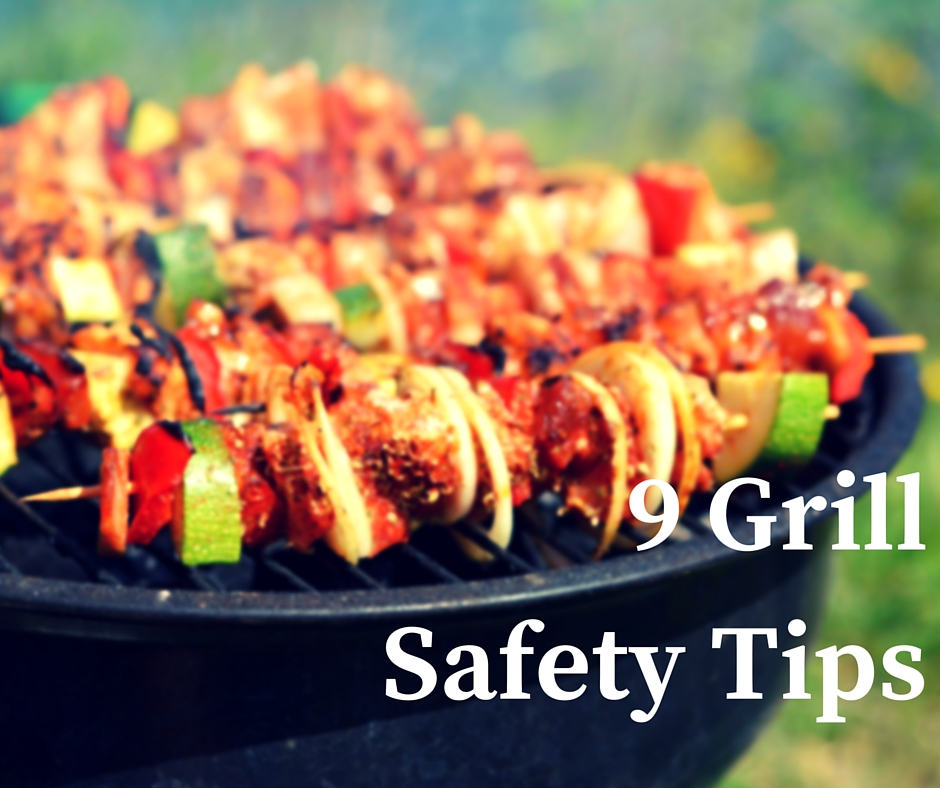 9 grill safety tips 9 Grill Safety Tips