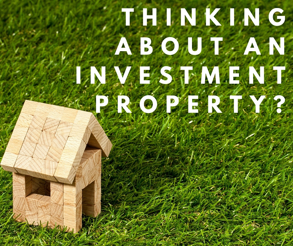 thinking about an investment property Pros and Cons of Investment Properties