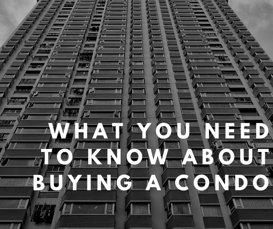 what you need to know about buying a condo