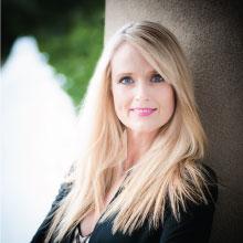 Karin Rosarne, real estate broker associate and marketing expert
