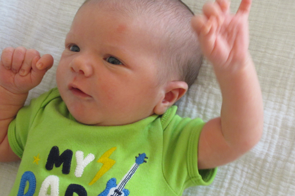 Maxwell Welcome to the World, Baby Max!