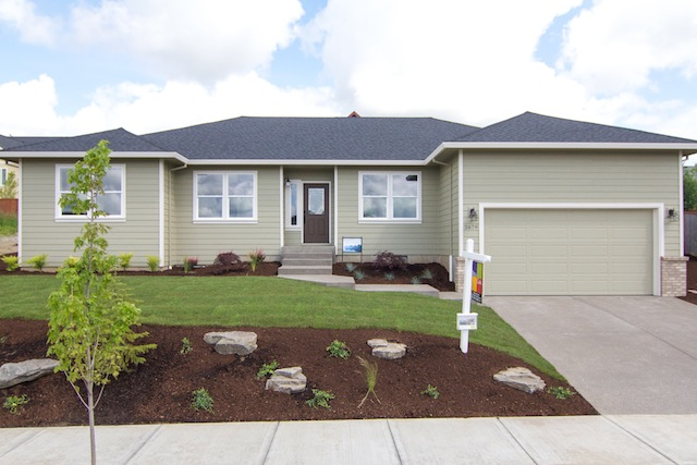 Edited Exterior 4 Beautiful New Construction in Lovely McMinnville Neighborhood