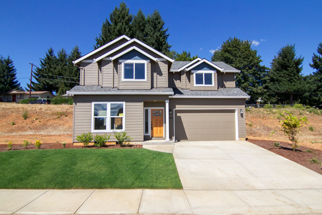 Edited  2 New Construction Homes Selling in Willamina