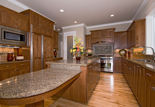 kitchen stock photo for luxury homes in denver