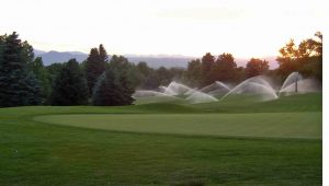 Play golf at your home in Glenmoor CC