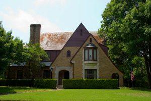 Tudor home in Denver