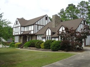 1987 Tudor Style Home