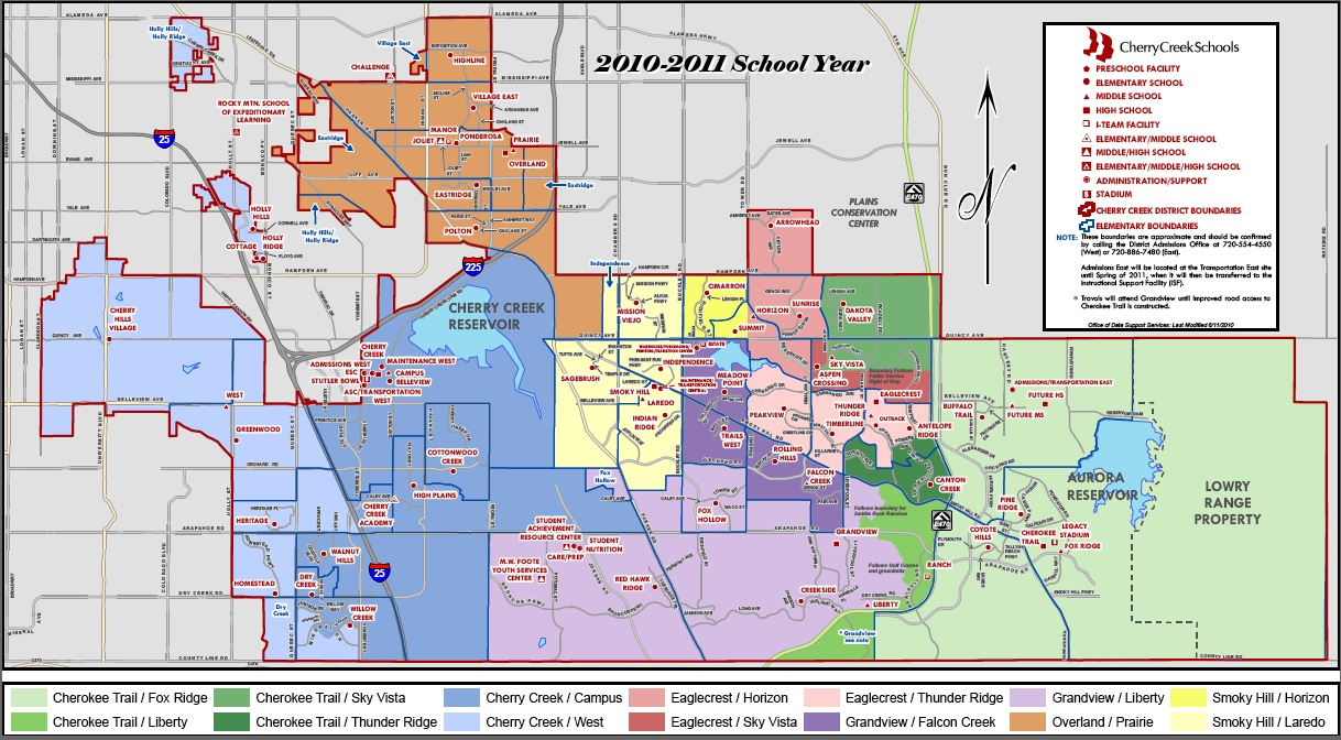 Screen shot 2011 04 02 at 11.02.59 AM Aurora buyers, is Cherry Creek school district the safe bet?