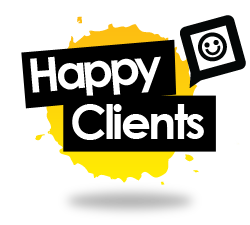 happy clients Client Reviews