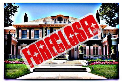 Million Dollar Foreclosures