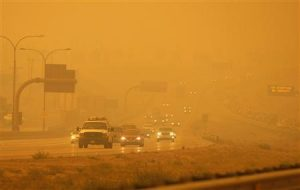 2012 Colorado Wild Fires   Worst In History