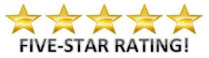 Five star rating 300x84 The RNR Group Client Feedback