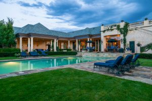 ext back dusk 11 300x200 Former Broncos Coach, Mike Shanahan, Lists Cherry Hills Village Home for $22 Million
