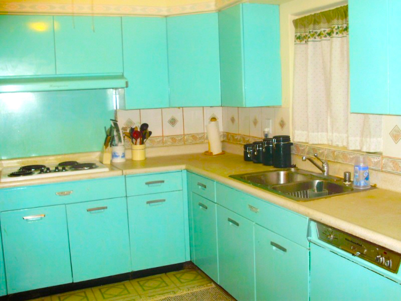 Don't spend $20,000 on your powder blue and harvest gold kitchen the week before you sell!