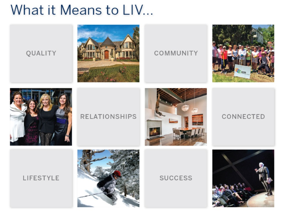 What it Means to LIV