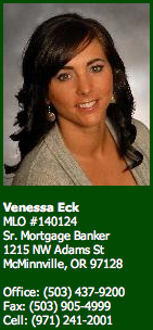 Vanessa Eck Mortgage Lender