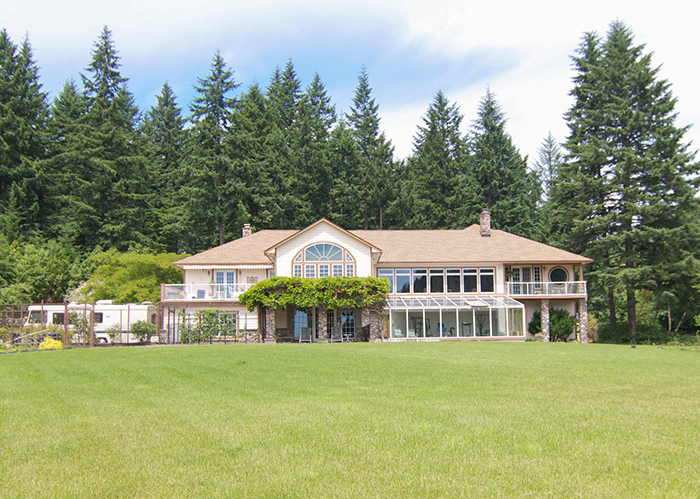 Luxury Yamhill County Real Estate