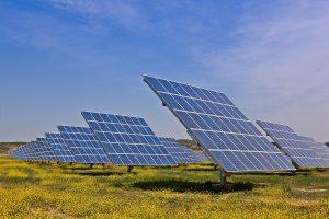 Power from Solar Arrays